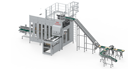 End of Line Packaging Machine